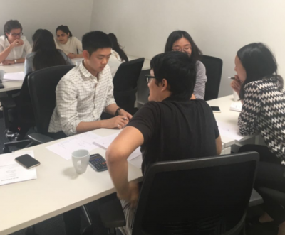 Career Interactive - Morgan Stanley Style Group Assessment Centre