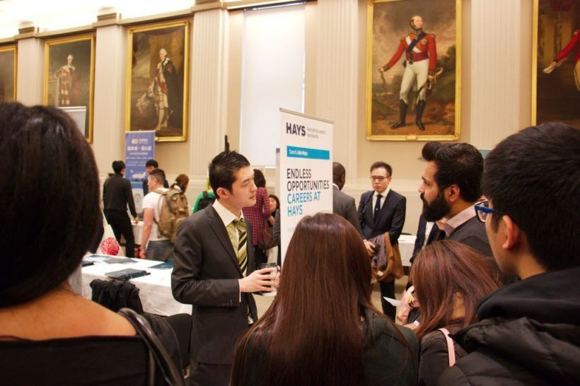 what to ask at career fairs